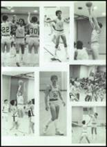 1984 Corunna High School Yearbook Page 98 & 99