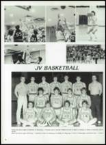 1984 Corunna High School Yearbook Page 100 & 101