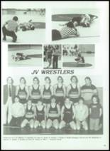 1984 Corunna High School Yearbook Page 102 & 103