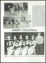 1984 Corunna High School Yearbook Page 104 & 105