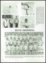 1984 Corunna High School Yearbook Page 106 & 107