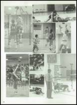 1984 Corunna High School Yearbook Page 112 & 113