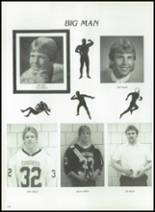 1984 Corunna High School Yearbook Page 114 & 115
