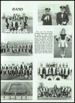 1984 Corunna High School Yearbook Page 116 & 117