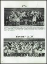 1984 Corunna High School Yearbook Page 118 & 119