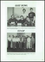 1984 Corunna High School Yearbook Page 120 & 121