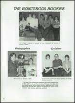 1984 Corunna High School Yearbook Page 124 & 125