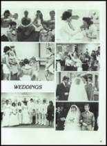 1984 Corunna High School Yearbook Page 128 & 129
