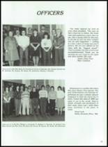 1984 Corunna High School Yearbook Page 132 & 133