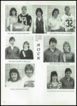 1984 Corunna High School Yearbook Page 134 & 135