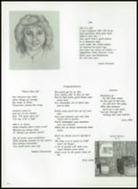 1984 Corunna High School Yearbook Page 138 & 139