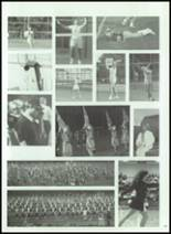1984 Corunna High School Yearbook Page 140 & 141