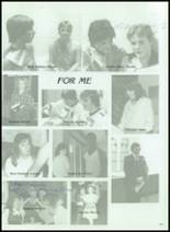 1984 Corunna High School Yearbook Page 148 & 149