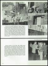 1984 Corunna High School Yearbook Page 150 & 151