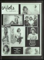 1984 Corunna High School Yearbook Page 152 & 153