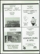 1984 Corunna High School Yearbook Page 154 & 155