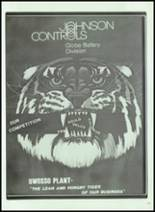1984 Corunna High School Yearbook Page 158 & 159