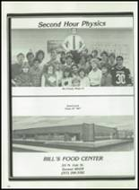 1984 Corunna High School Yearbook Page 192 & 193