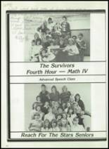 1984 Corunna High School Yearbook Page 196 & 197