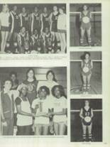 1978 Waxahachie High School Yearbook Page 104 & 105