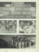 1978 Waxahachie High School Yearbook Page 110 & 111