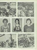 1978 Waxahachie High School Yearbook Page 116 & 117