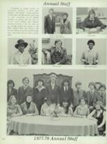 1978 Waxahachie High School Yearbook Page 152 & 153