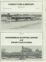 1978 Waxahachie High School Yearbook Page 212 & 213