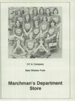 1978 Waxahachie High School Yearbook Page 216 & 217