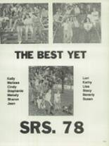 1978 Waxahachie High School Yearbook Page 224 & 225
