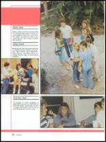 1988 John I. Leonard High School Yearbook Page 20 & 21