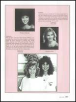 1988 John I. Leonard High School Yearbook Page 384 & 385