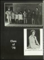 1978 Sutherlin Academy Yearbook Page 20 & 21