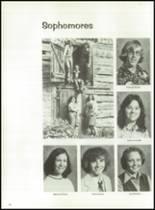 1978 Sutherlin Academy Yearbook Page 24 & 25