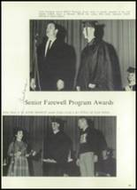 1963 Stephen F. Austin High School Yearbook Page 22 & 23