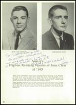 1963 Stephen F. Austin High School Yearbook Page 32 & 33