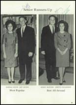 1963 Stephen F. Austin High School Yearbook Page 38 & 39