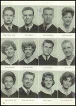 1963 Stephen F. Austin High School Yearbook Page 42 & 43