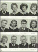 1963 Stephen F. Austin High School Yearbook Page 56 & 57