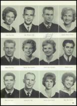 1963 Stephen F. Austin High School Yearbook Page 58 & 59