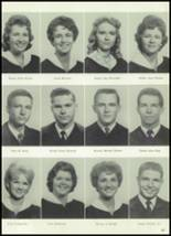 1963 Stephen F. Austin High School Yearbook Page 70 & 71