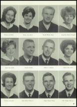 1963 Stephen F. Austin High School Yearbook Page 90 & 91