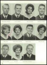 1963 Stephen F. Austin High School Yearbook Page 100 & 101