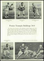 1963 Stephen F. Austin High School Yearbook Page 114 & 115