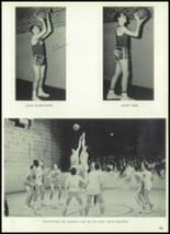 1963 Stephen F. Austin High School Yearbook Page 128 & 129