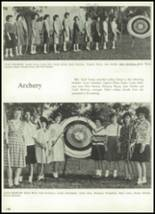 1963 Stephen F. Austin High School Yearbook Page 154 & 155