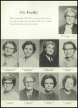 1963 Stephen F. Austin High School Yearbook Page 170 & 171