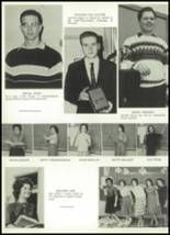1963 Stephen F. Austin High School Yearbook Page 182 & 183