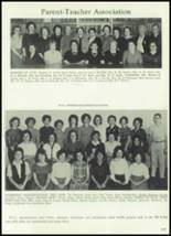 1963 Stephen F. Austin High School Yearbook Page 222 & 223