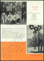 1963 Stephen F. Austin High School Yearbook Page 256 & 257
